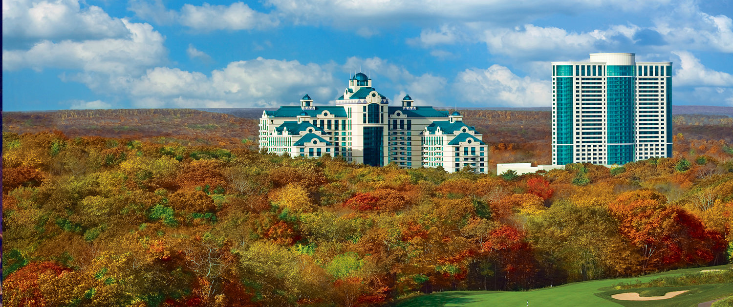 View of Foxwoods