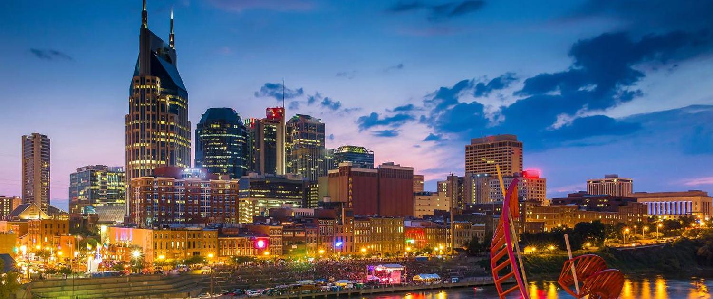View of Nashville