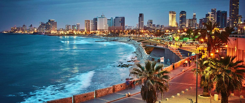 View of Tel Aviv