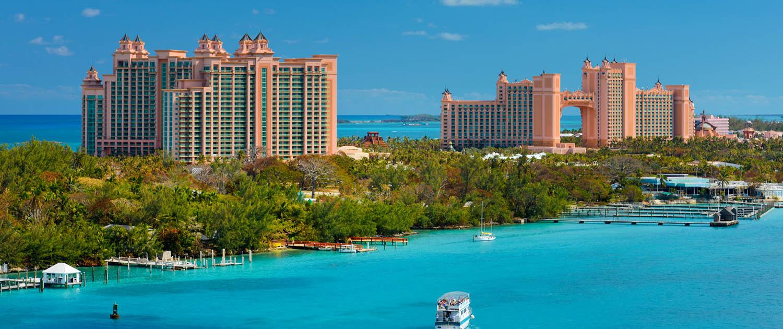 View of Bahamas