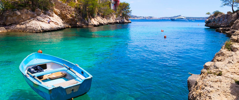 View of Mallorca