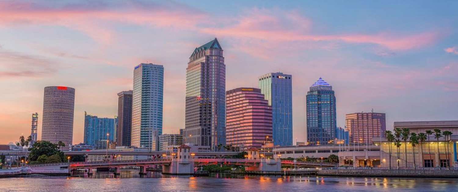 View of Tampa