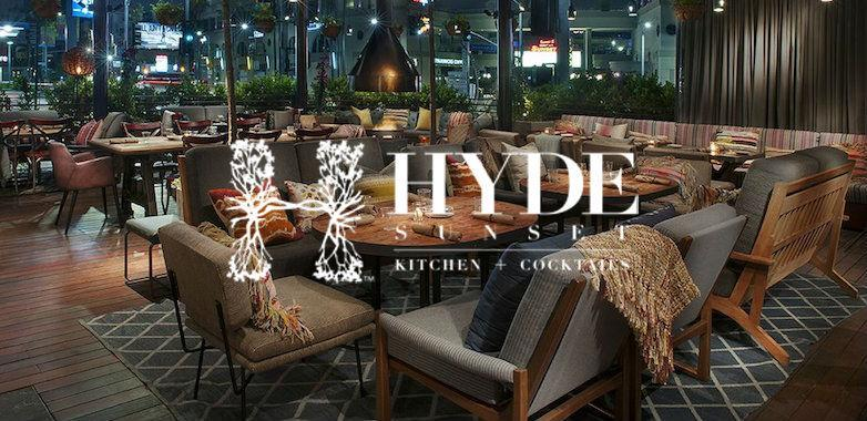 11 03 2017 Hyde Fridays At Sunset Los Angeles CA