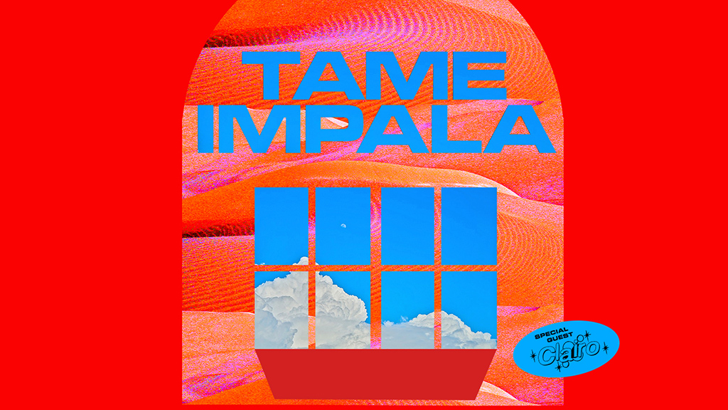 Tame Impala North American Tour Dates - Rescheduled for 2021 Calendar