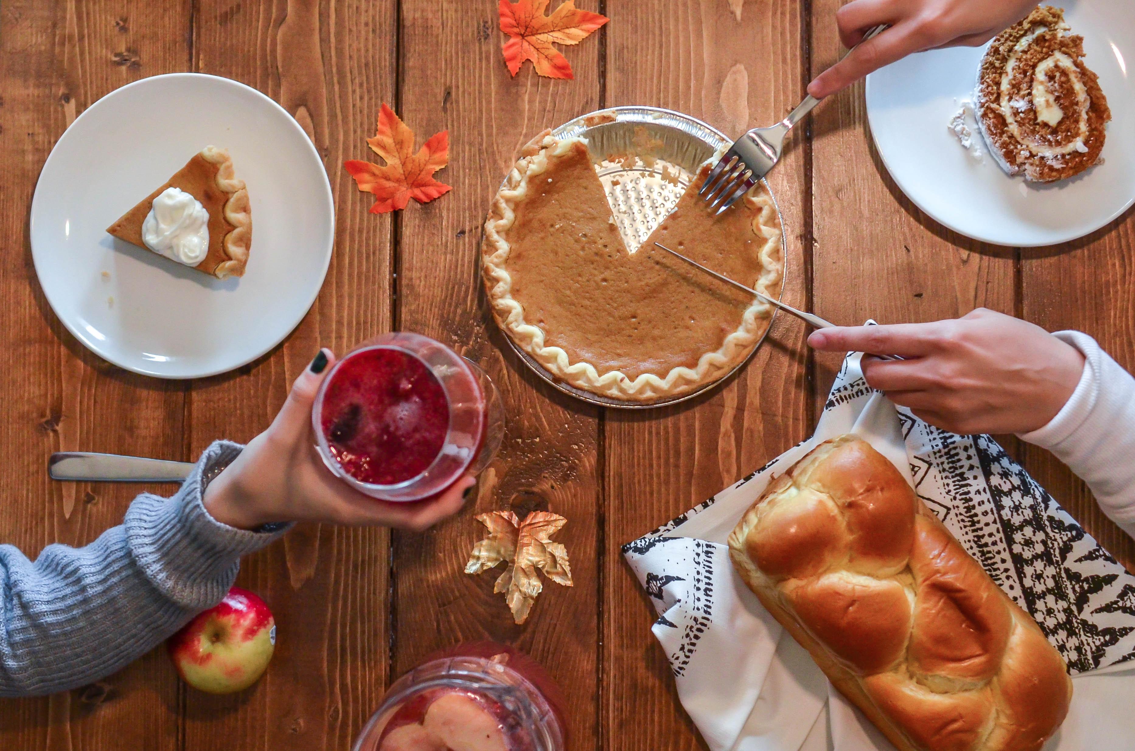 Thanksgiving Eve Calendar
