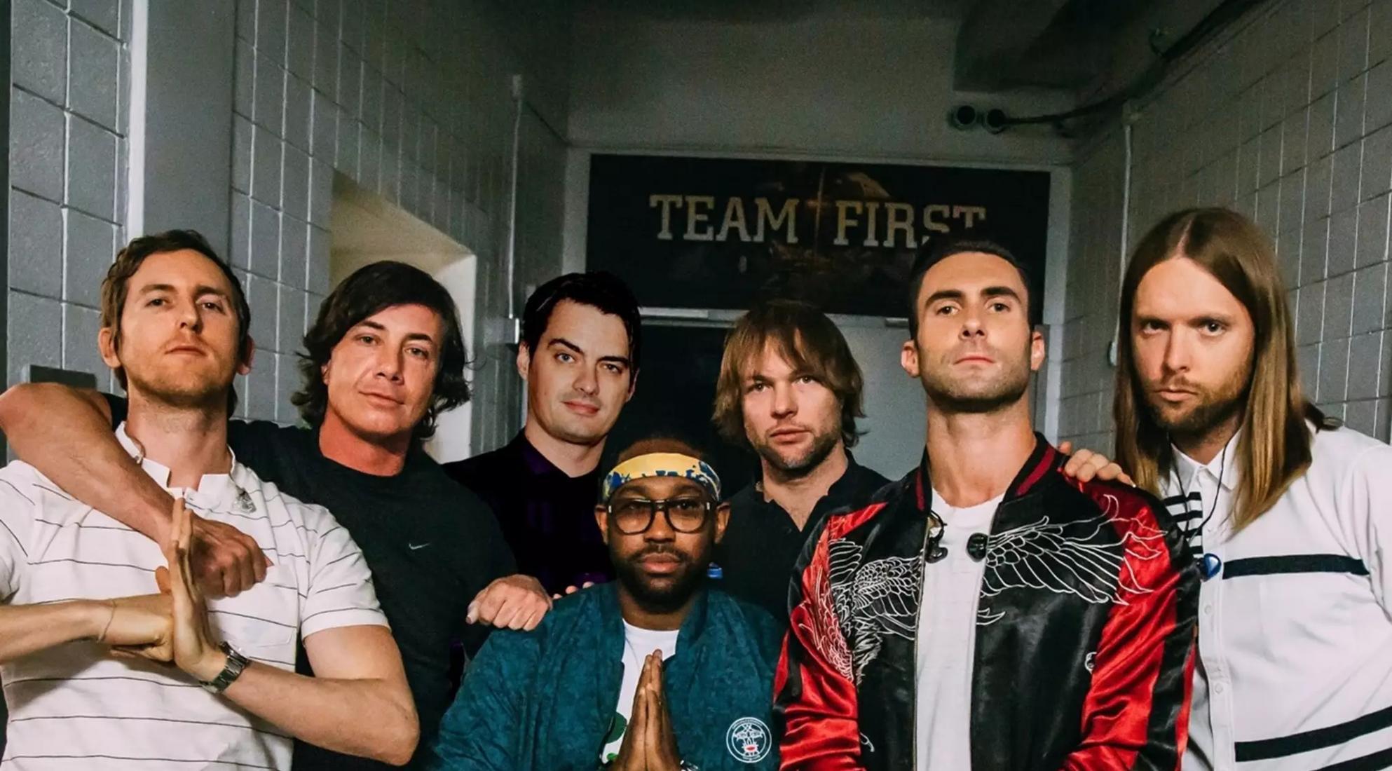 Maroon 5 Tour Dates - Rescheduled for 2021 Calendar