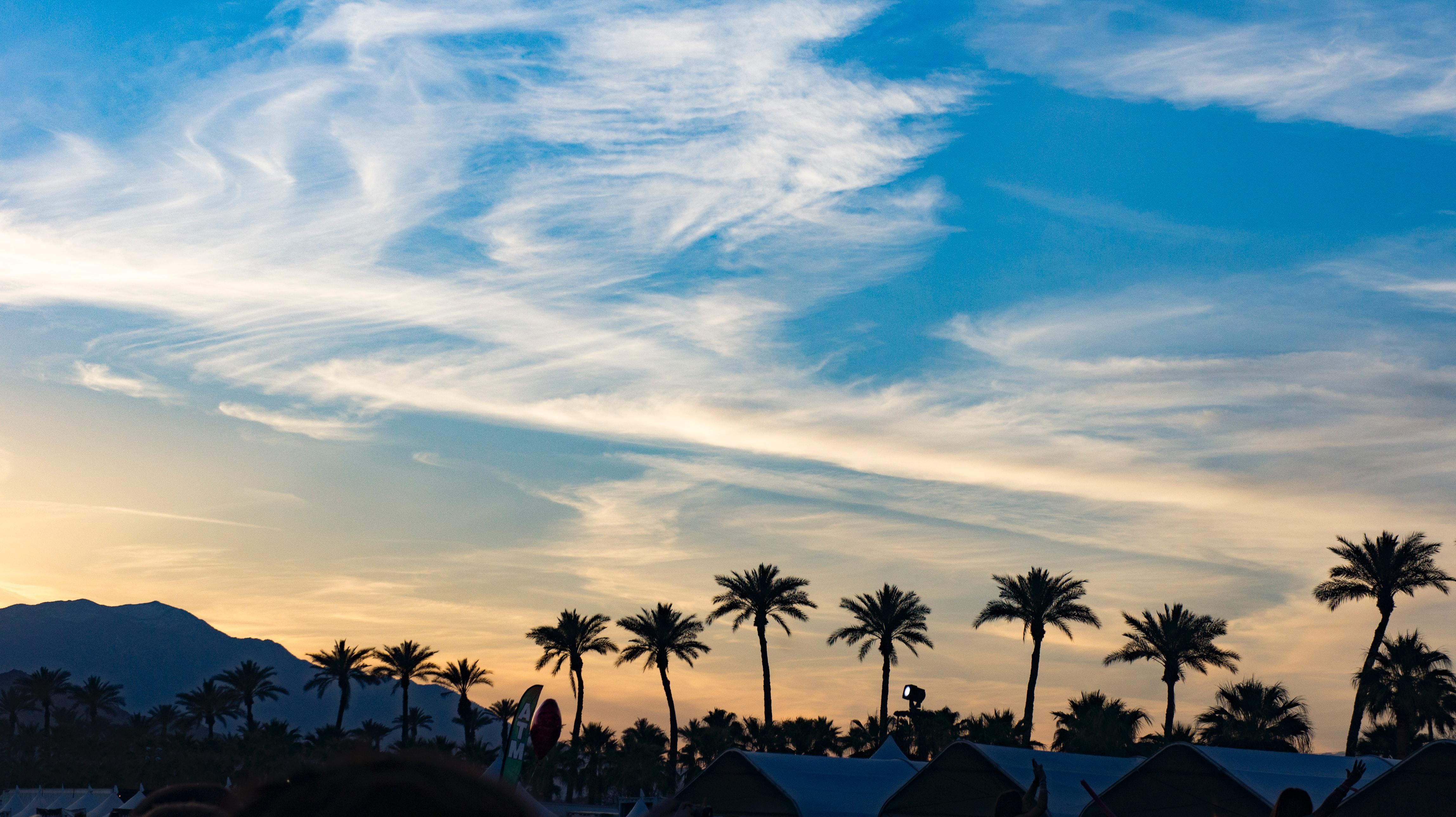 Coachella Weekend 2 Calendar