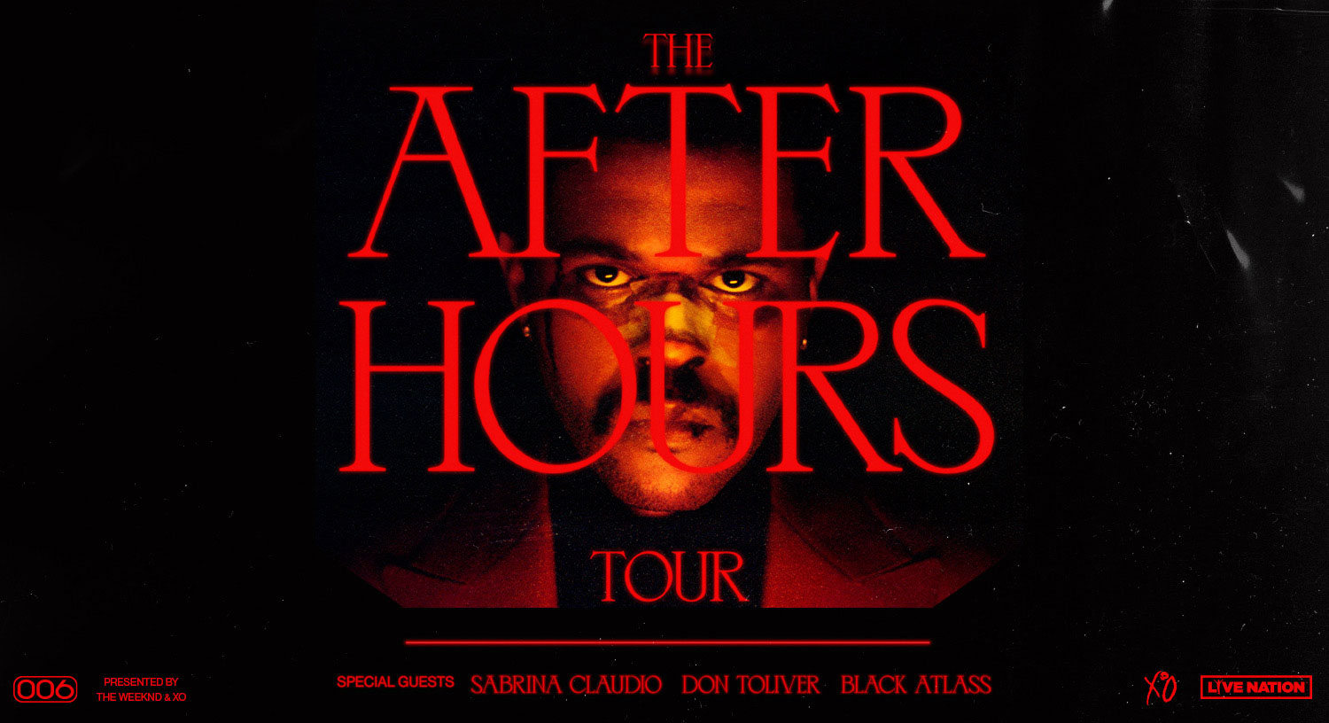 The Weeknd The After Hours Tour Dates - Rescheduled for 2021 Calendar