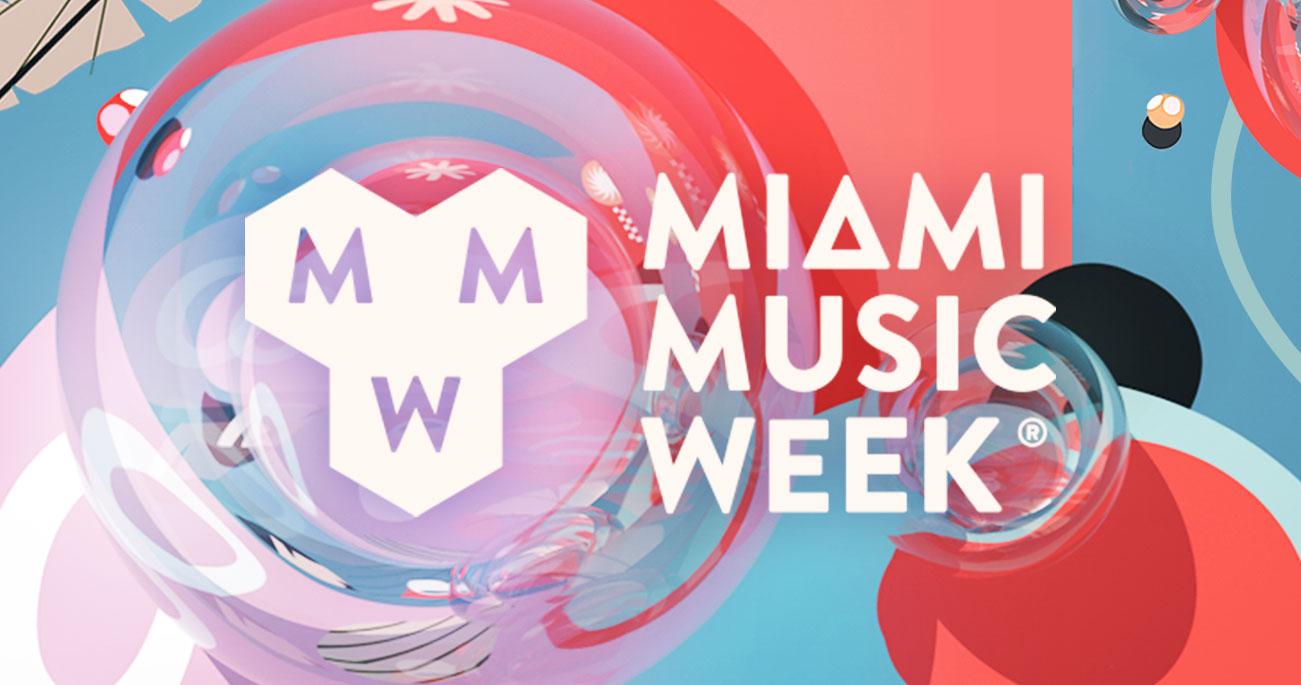 Miami Music Week Calendar