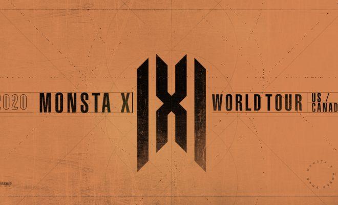 Monsta X World Tour Dates - Rescheduled for 2021 Calendar