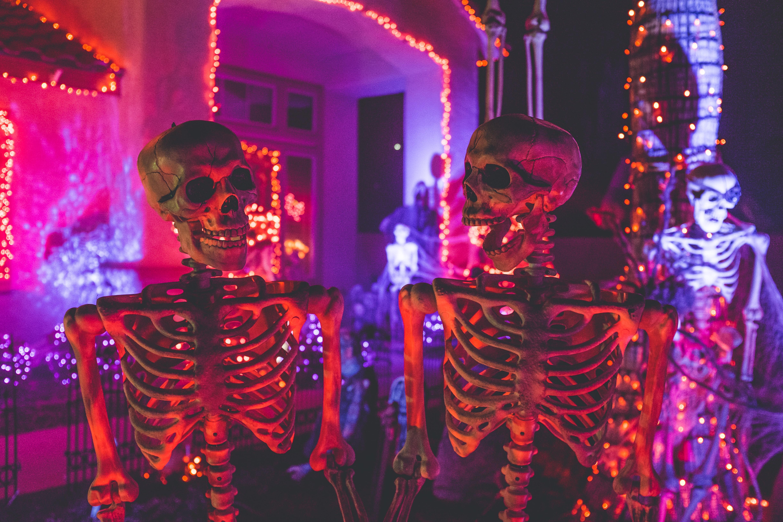 Halloween Weekend Calendar