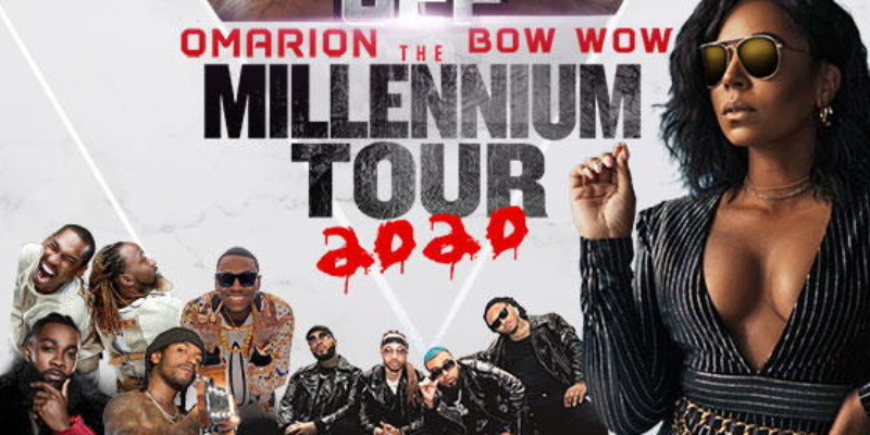 Ying Yang Twins Millennium Tour Dates - Rescheduled for 2021 Calendar