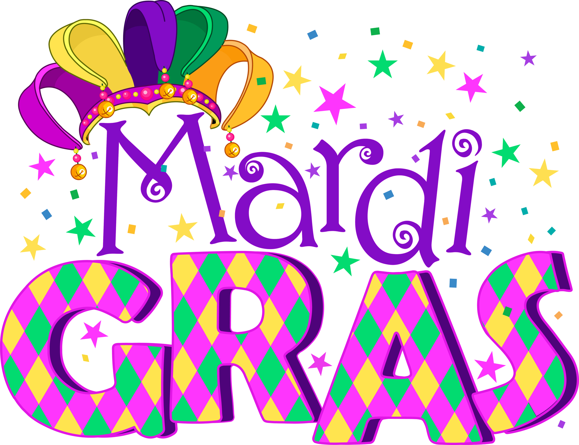 Mardi Gras Las Vegas Calendar