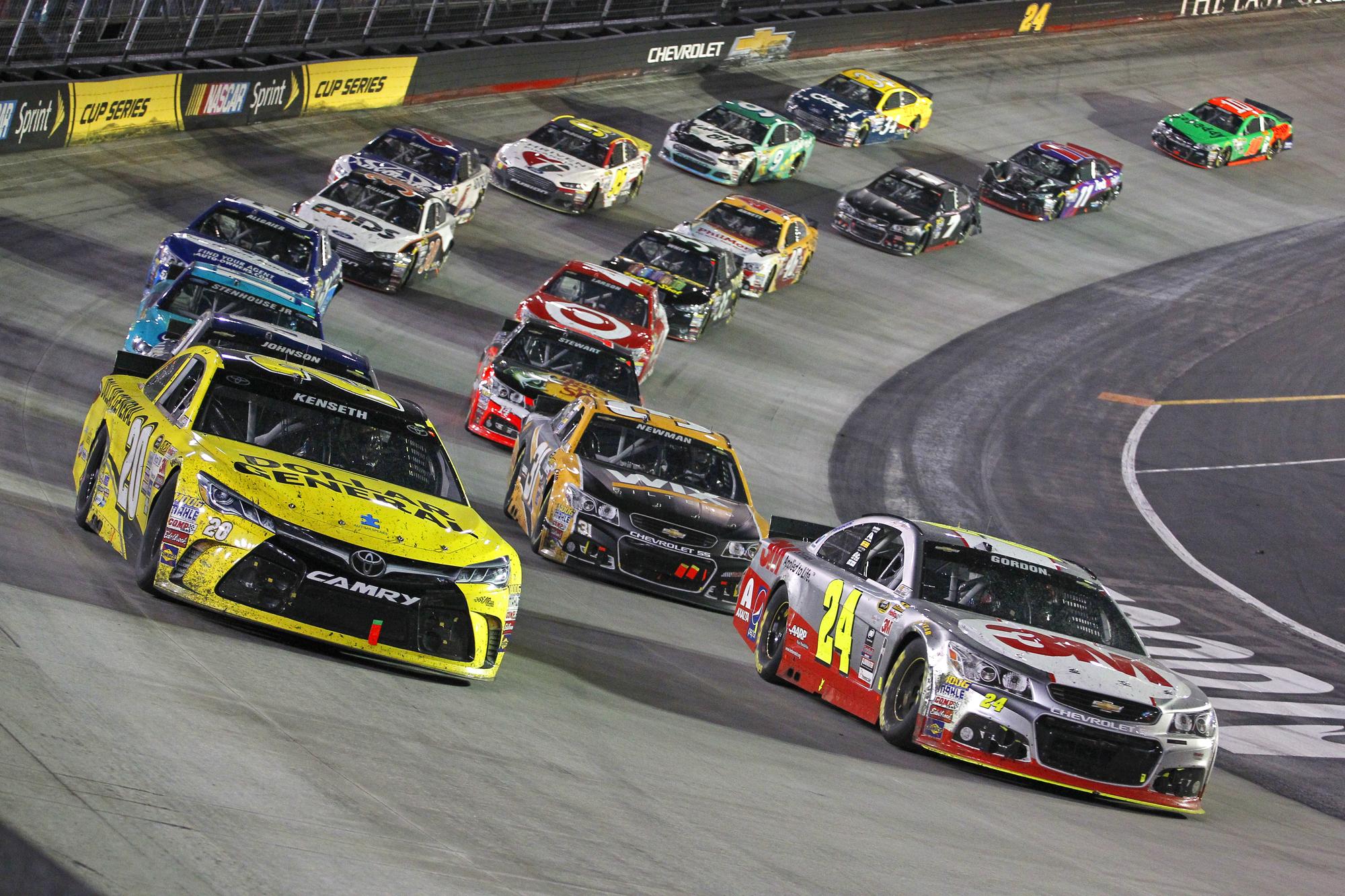 NASCAR Weekend Calendar