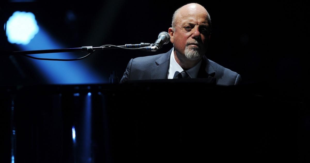 Billy Joel Tour Dates - Rescheduled for 2021 Calendar