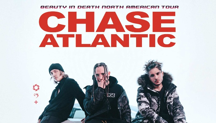 Chase Atlantic Beauty In Death North America Tour Dates 2021 Calendar