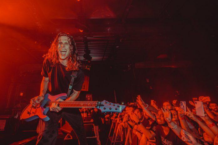 Sullivan King Loud and Reckless Tour Dates Calendar