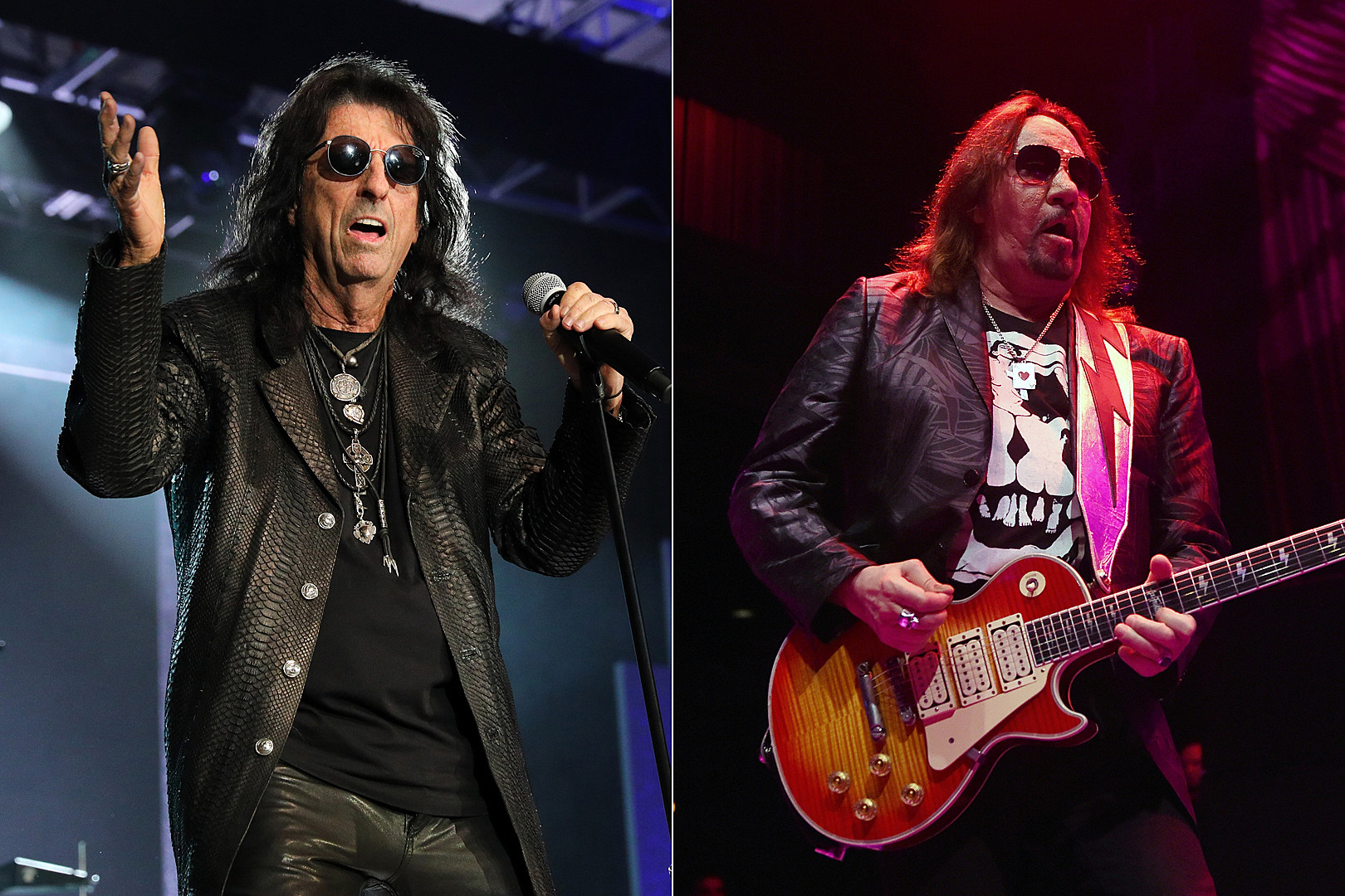Alice Cooper Fall Tour with Ace Frehley Tour Dates 2021 Calendar