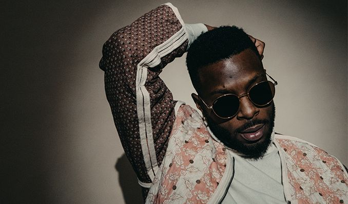 Isaiah Rashad Lil Sunny's Awesome Vacation Tour Dates 2021 Calendar