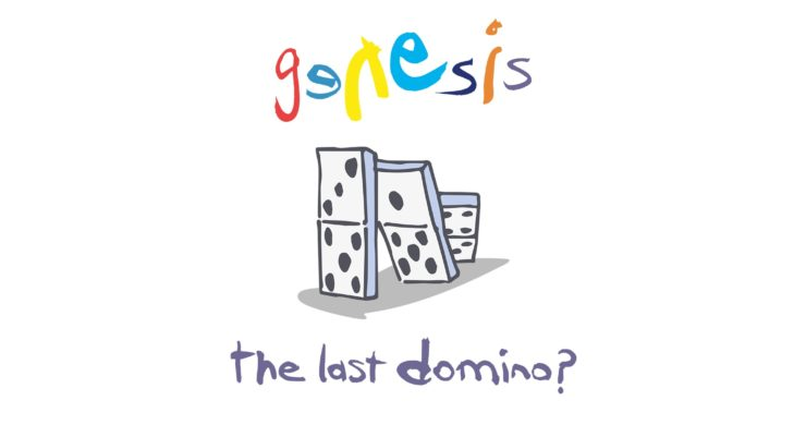 Genesis The Last Domino Tour 2021 Calendar