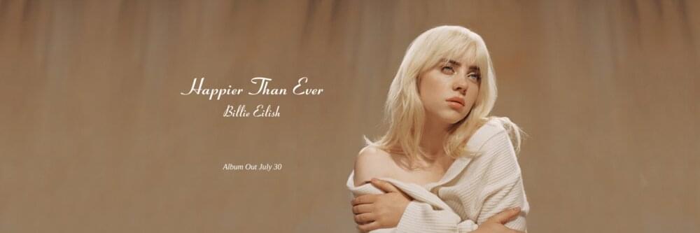 Billie Eilish Happier Than Ever Tour Dates 2022 Calendar