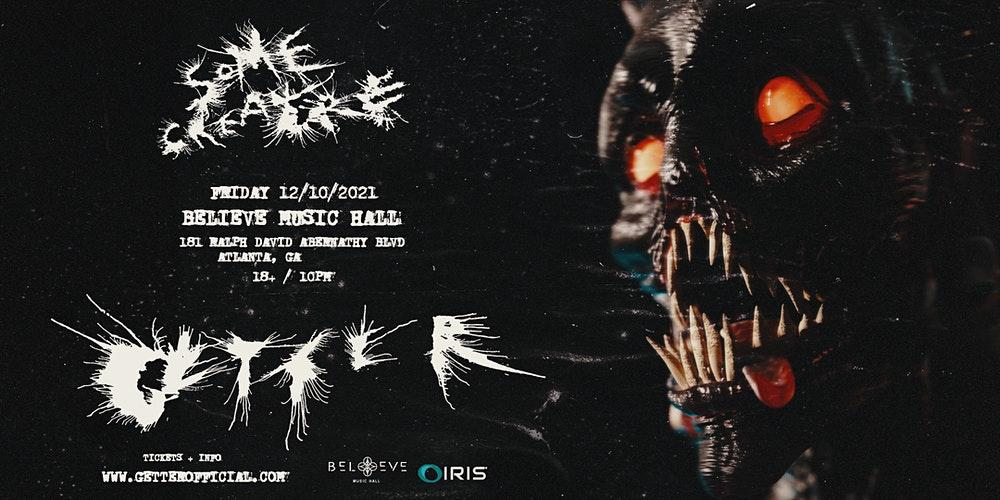Getter Some Creature Tour Dates 2021 Calendar