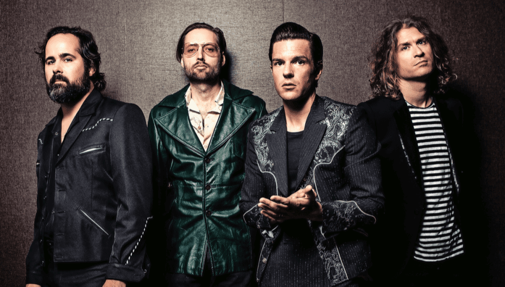 The Killers Imploding The Mirage Tour Dates 2021 - 2022 Calendar