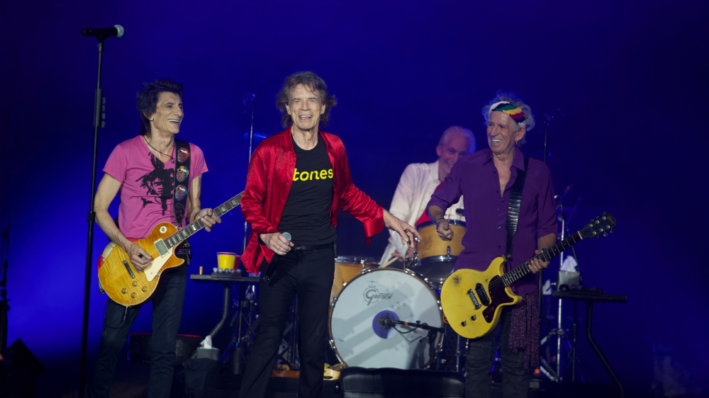 The Rolling Stones No Filter Tour Dates 2021 Calendar