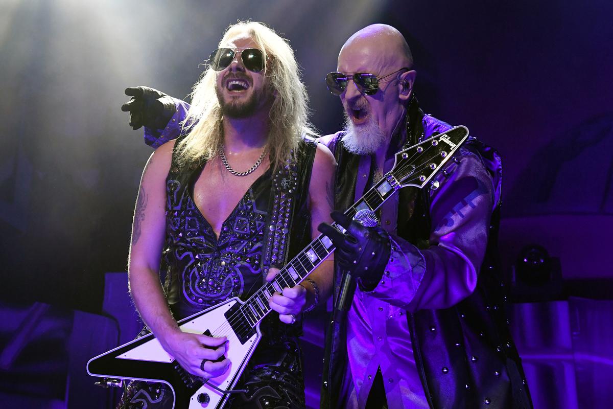 Judas Priest 50 Heavy Metal Years Tour Dates Calendar