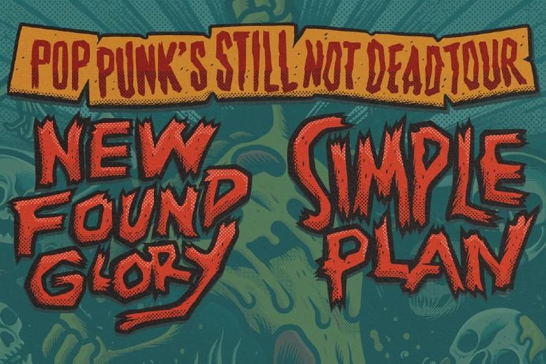 Simple Plan Pop Punk's Still Not Dead Tour Dates Calendar