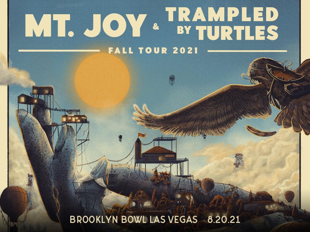 Mt. Joy Mt. Joy Trampled By Turtles Fall Tour Calendar