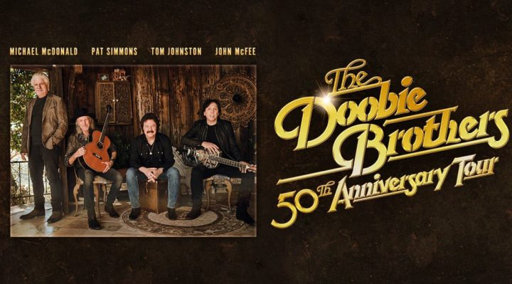 The Doobie Brothers 50th Anniversary Tour Dates 2021 Calendar