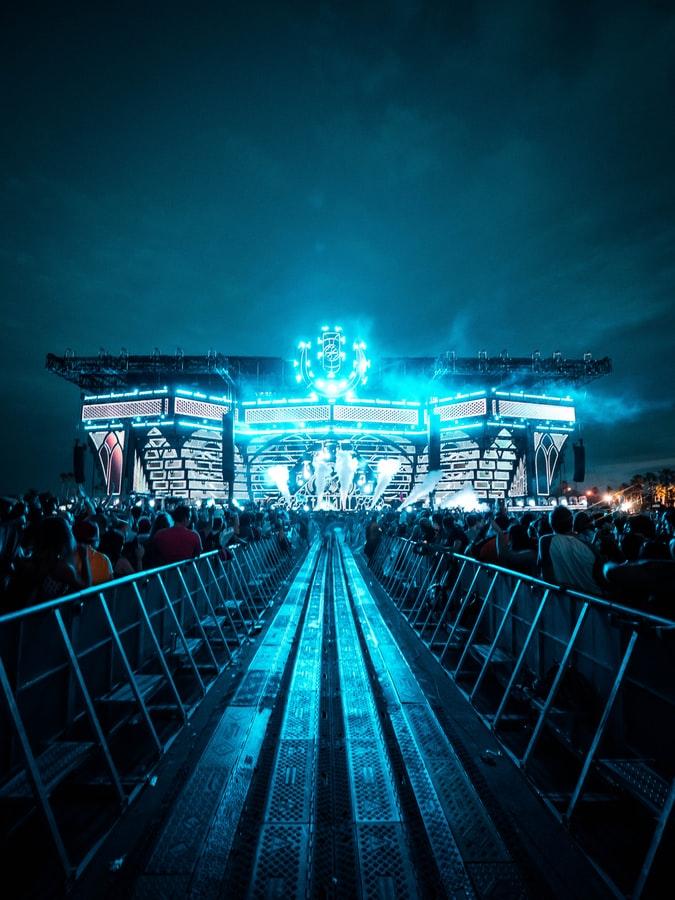 Ultra Music Festival Calendar