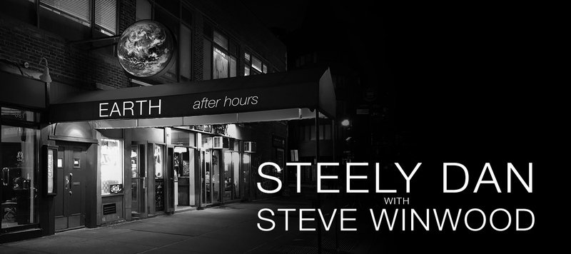 Steely Dan Earth After Hours Tour Dates - Rescheduled for 2021 Calendar