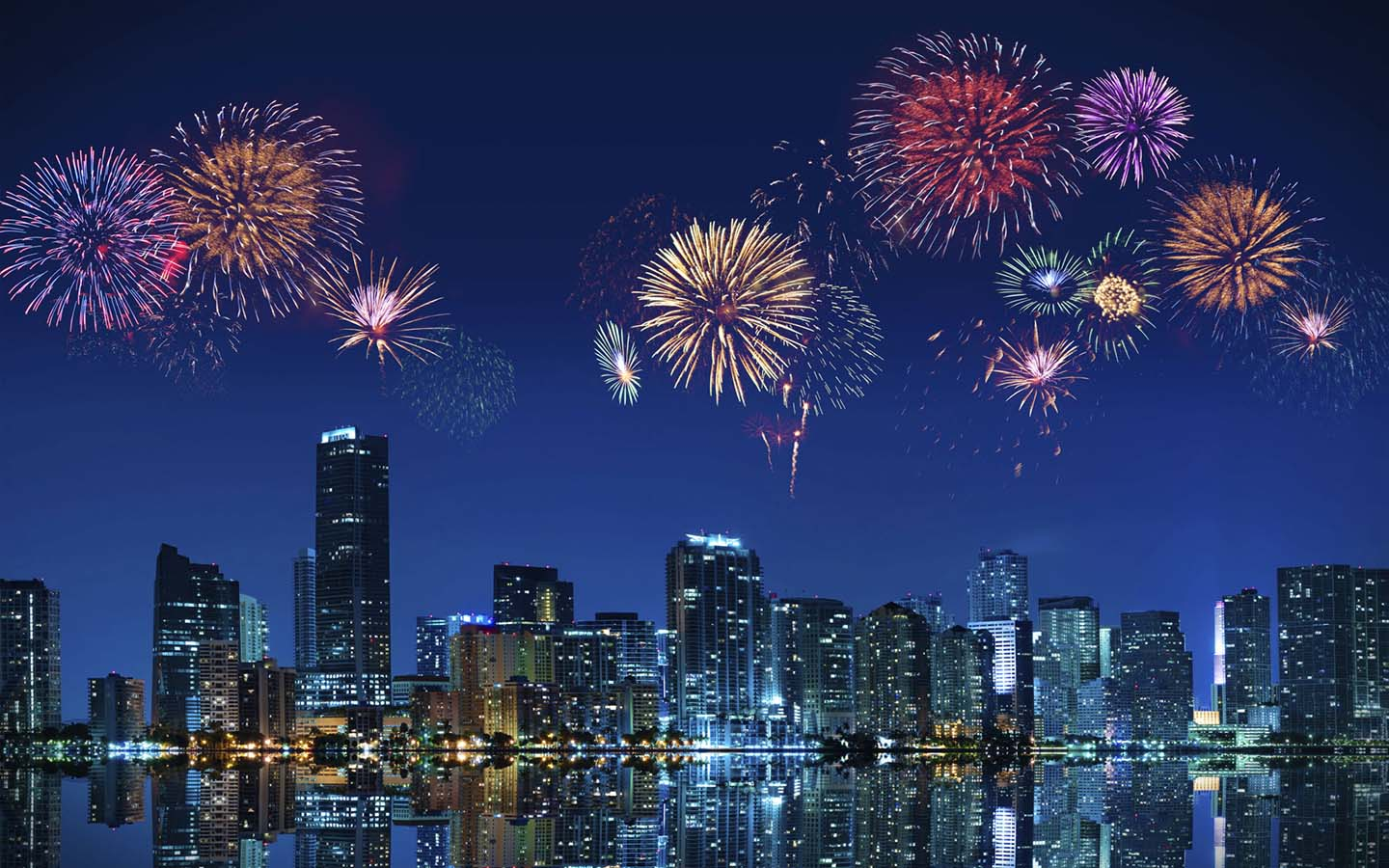 Fourth of July 2019 Calendar
