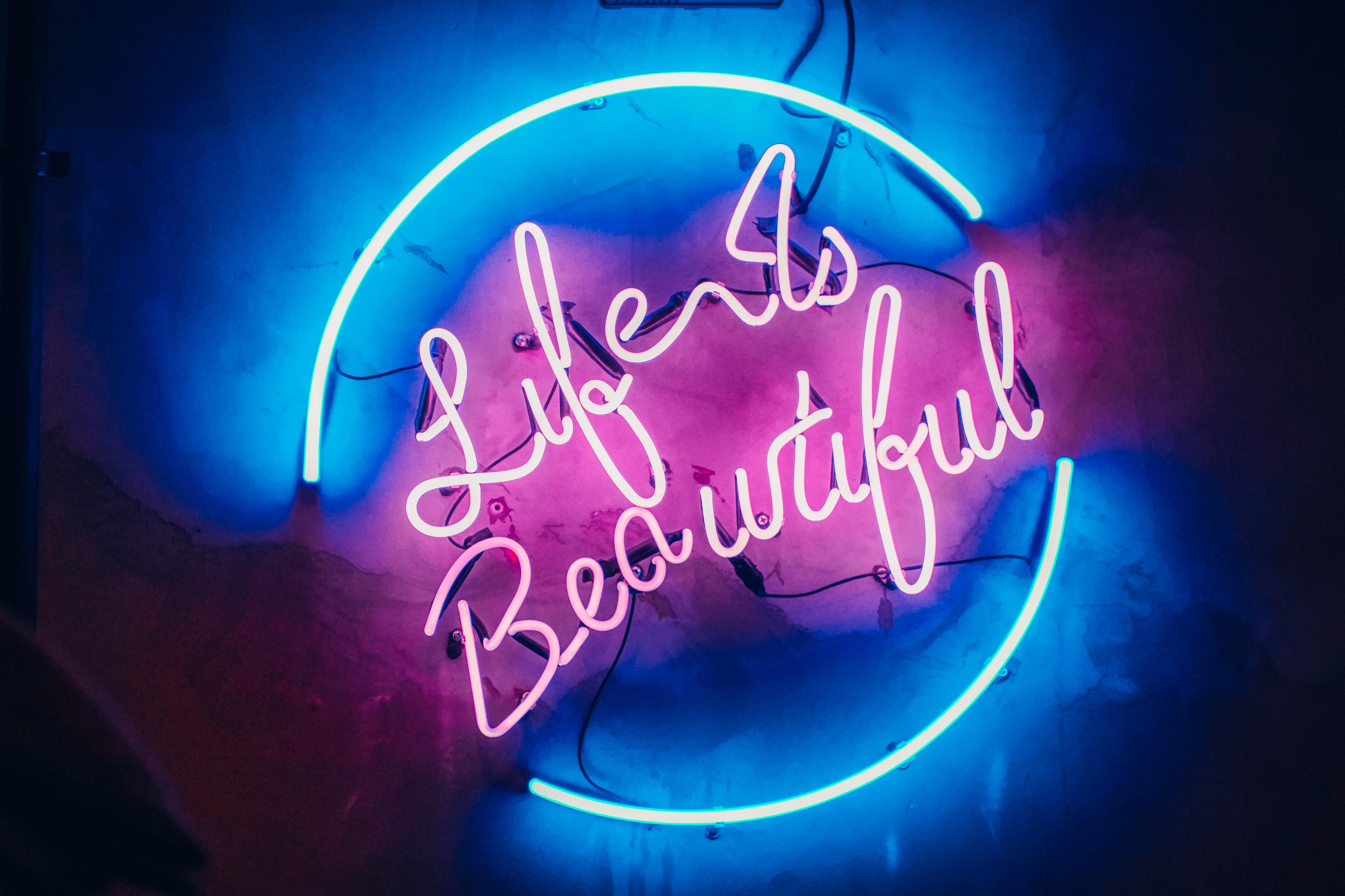 Life is Beautiful Festival Calendar
