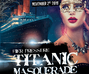 Portland Halloween Party 2020 Portland Halloween Titanic Masquerade   Pier Pressure Yacht Party