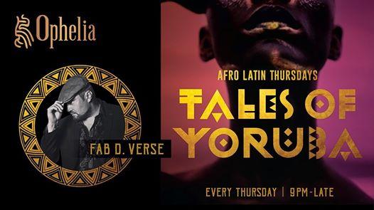 Tales of Yoruba Thursdays