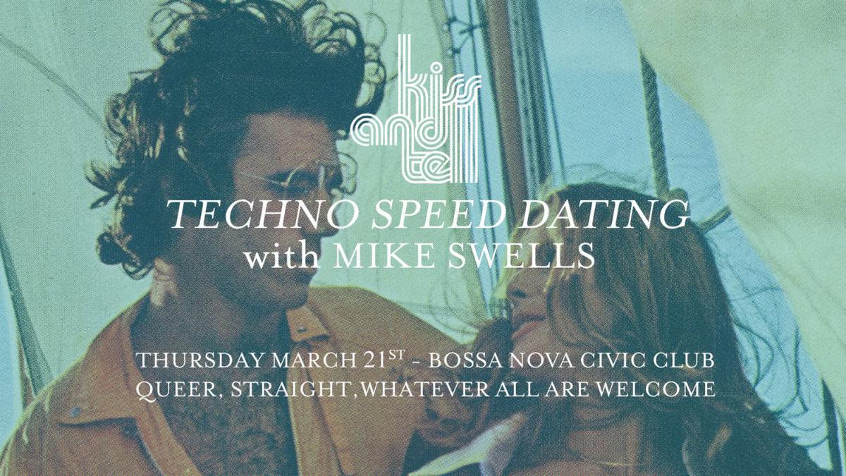 Speed dating techno