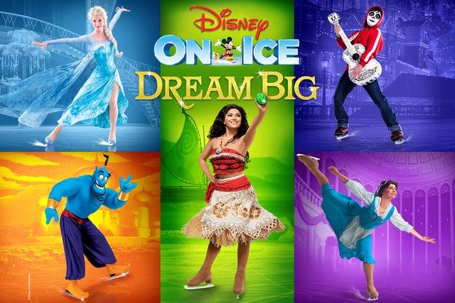 Disney On Ice presents Dream Big