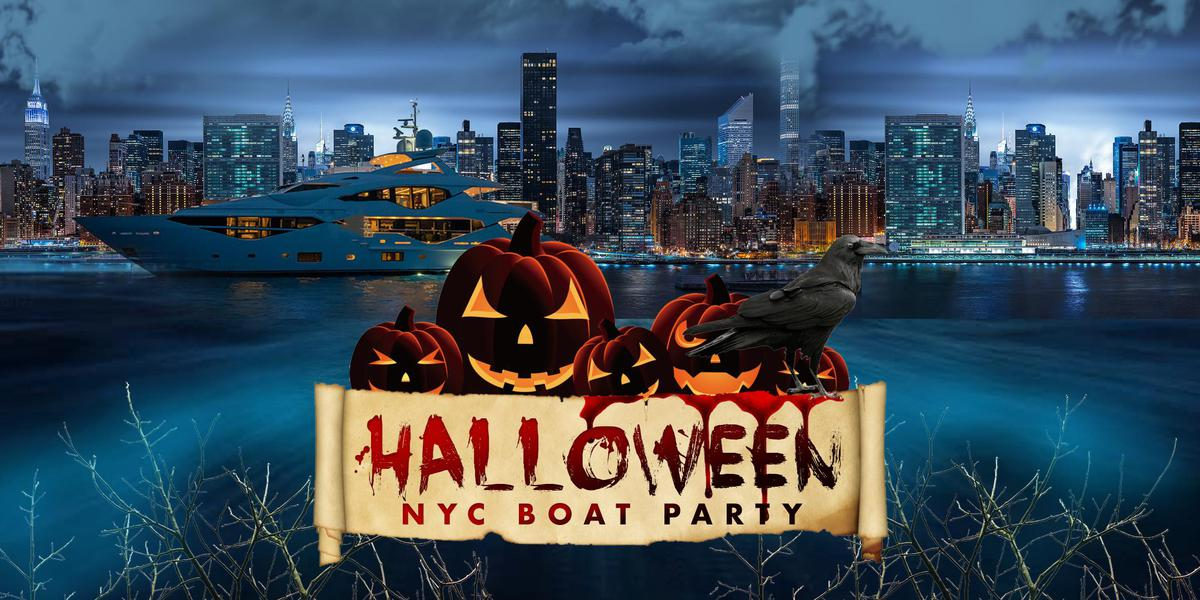 Checkmate Nyc Halloween Party 2020 Dates NYC #1 HALLOWEEN PARTY on the Boat: Saturday Night at NYC