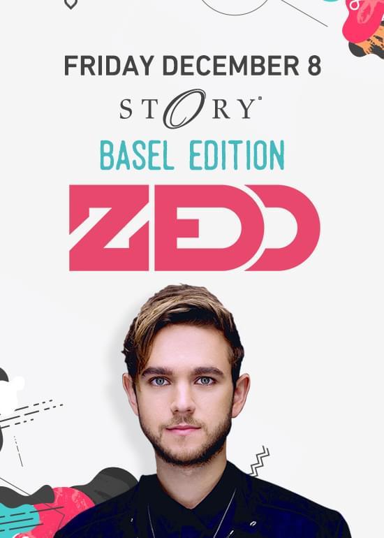 Zedd @ Story