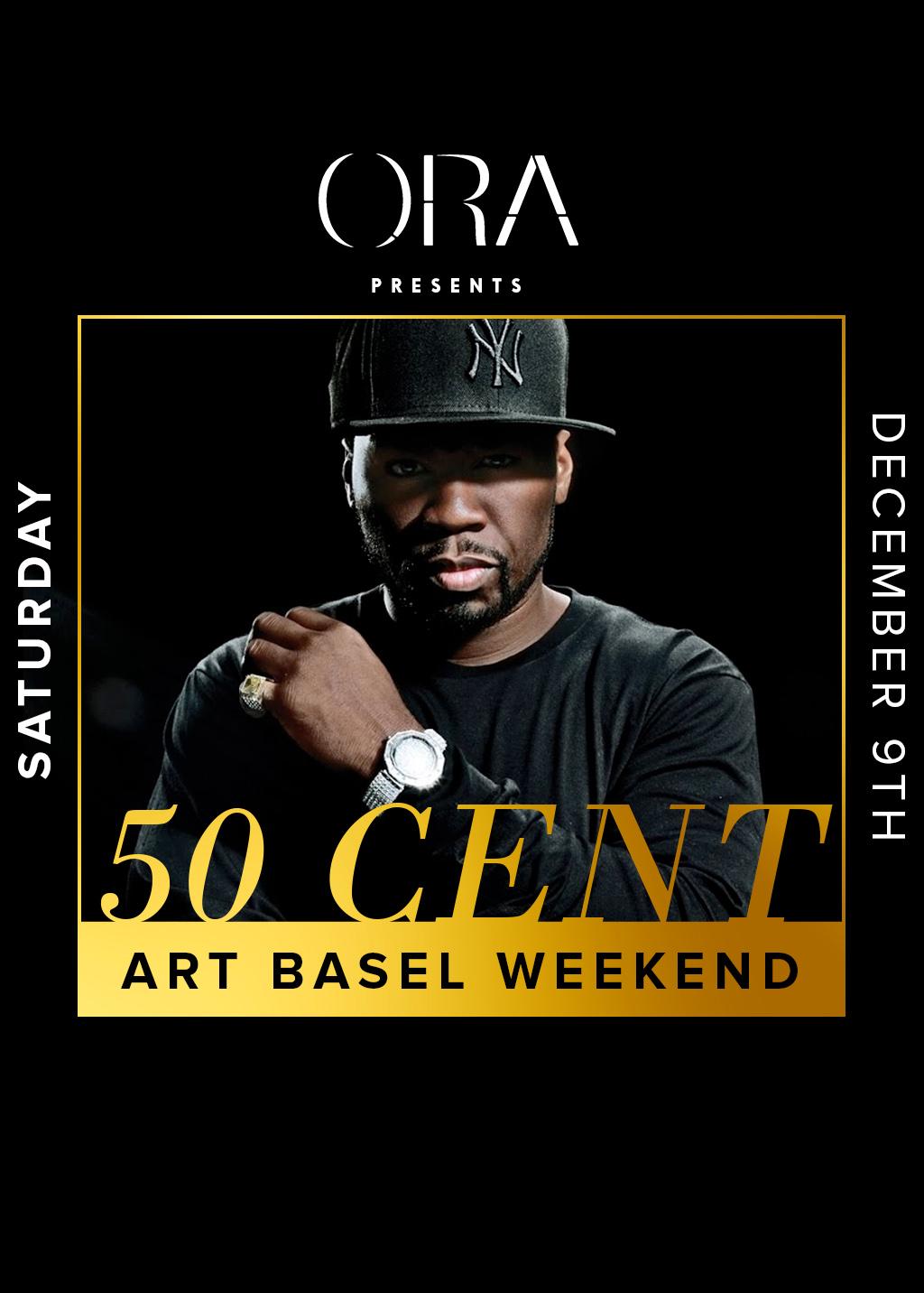 50 Cent @ Ora