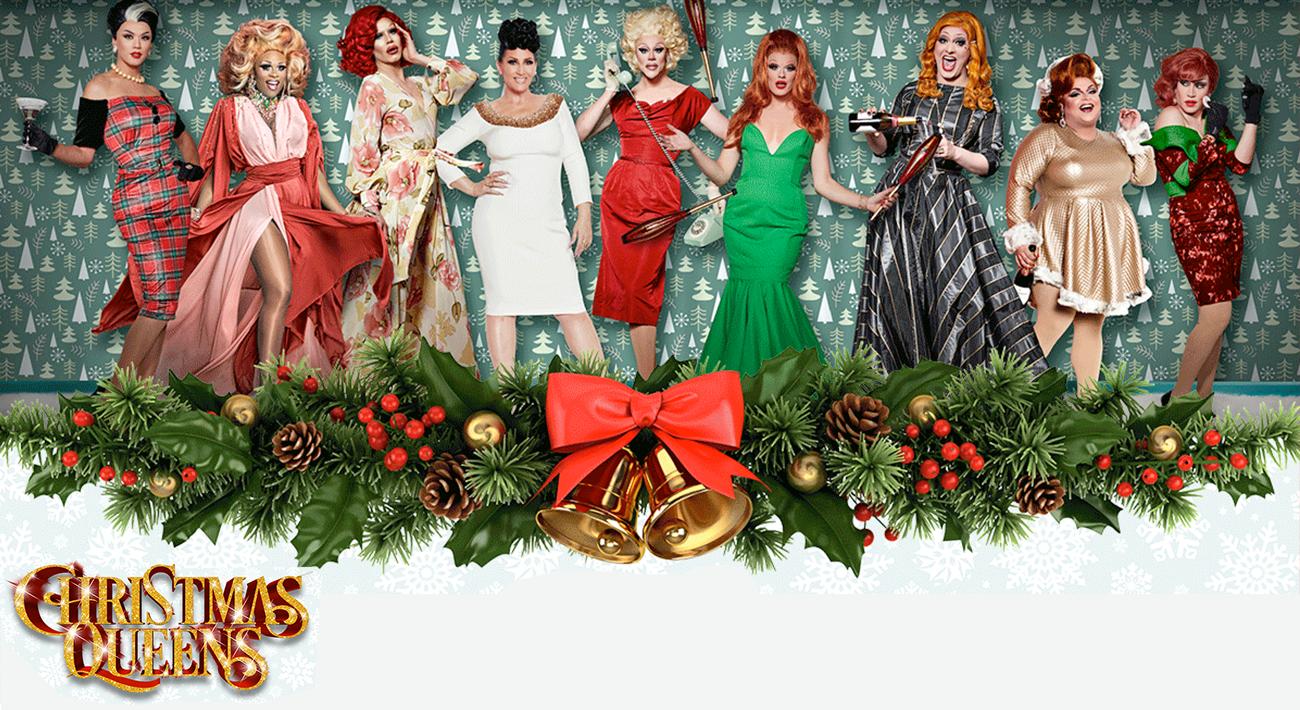 Christmas Queens.Christmas Queens At Mezzanine Saturday Dec 23 Guestlist