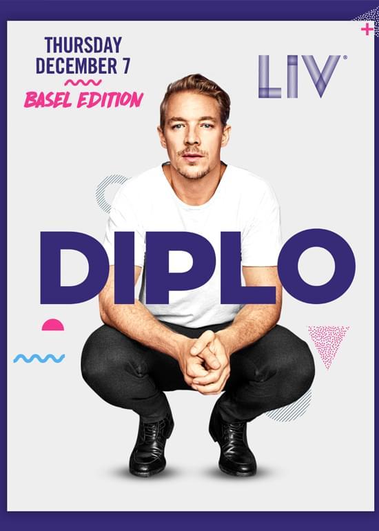Diplo Basel Edition @ LIV