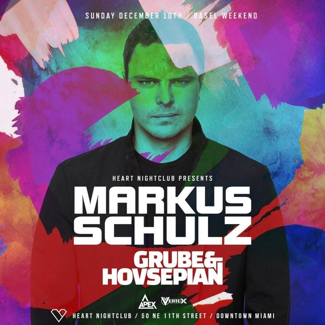 Markus Schulz @ Heart
