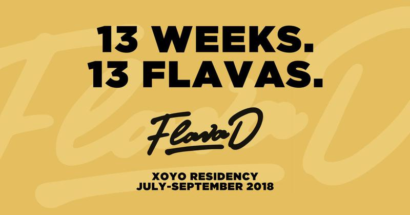 Flava D + Lady Leshurr + Emerald + AG + Pussy Palace at