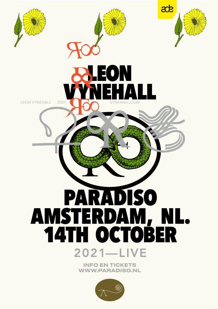 Leon Vynehall (Live) - ADE