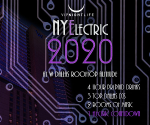 Dallas New Years Eve 2020.Nyelectric W Dallas Rooftop New Years Eve 2020 At W Hotel