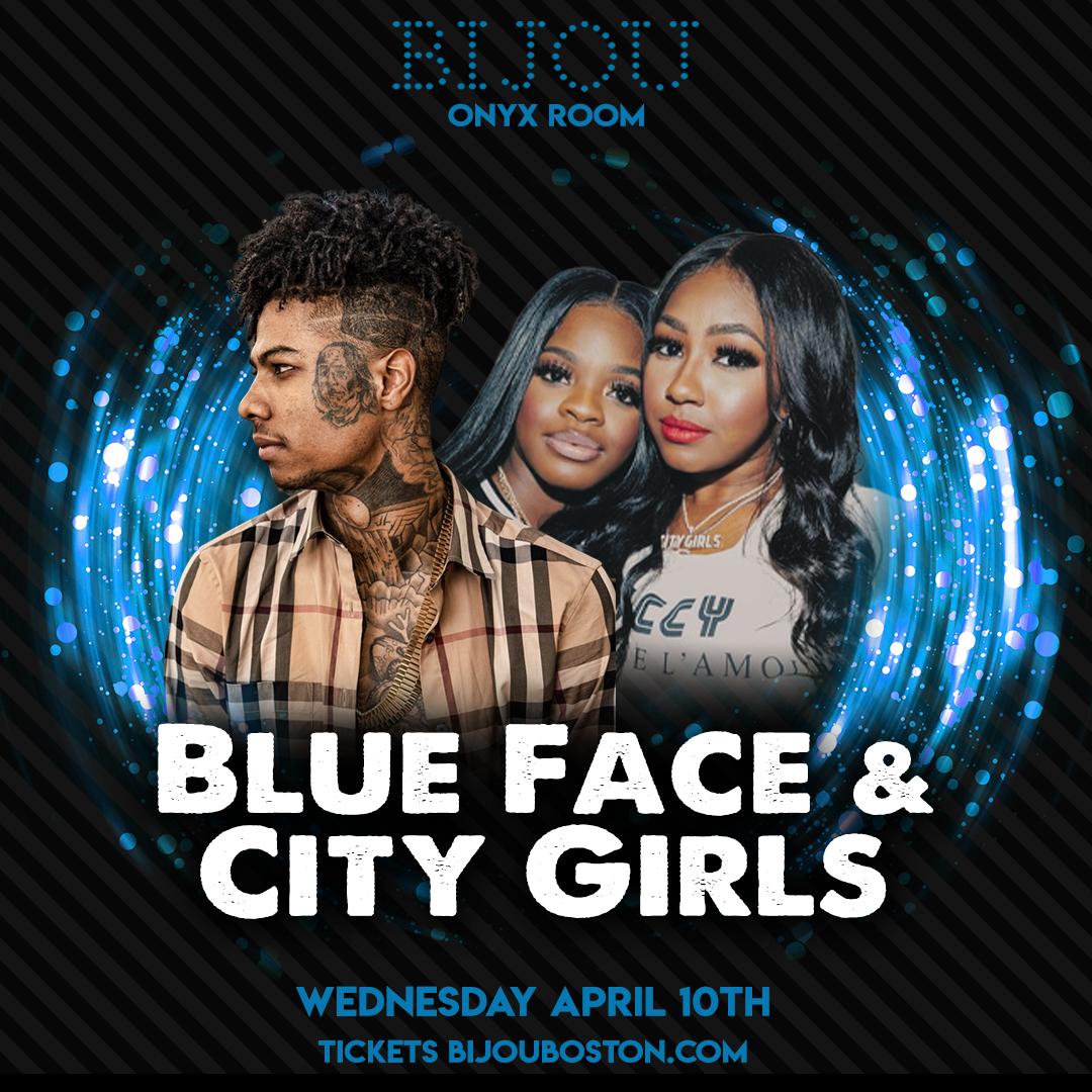 Blueface & CityGirls at Bijou - Wednesday, Apr 10